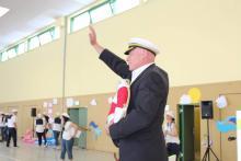 Unser Kapitän geht von Bord! -  Verabschiedungsfeier unseres Schulleiters Herr Wonszak