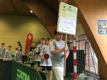 Tischtennis Stadtentscheid 2019