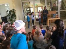 Vorlesewettbewerb 2017 Grundschule Ehmen-Mörse